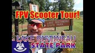 Lake Bistineau State Park – [FPV Tour] Camping Louisiana State Parks