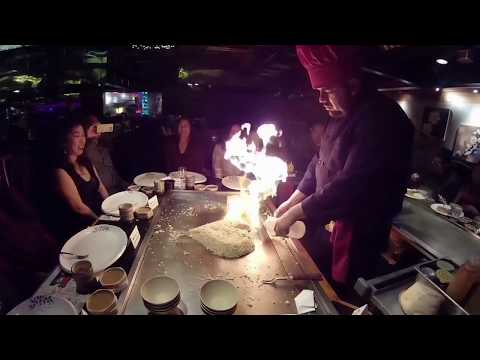 The Making of Fried Rice at Nijo Castle