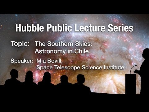 The Southern Skies: Astronomy in Chile