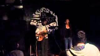 ♫ norecomendable y jafet - algo (en vivo) (061012) ♫