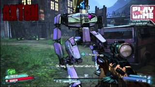 BORDERLANDS 2 | All Wedding Day Massacre DLC Quotes!