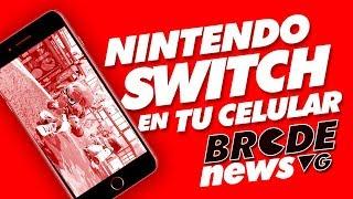 Nintendo Switch en tu CELULAR