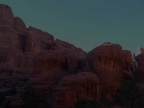 Arches National Park, Fiery Furnace