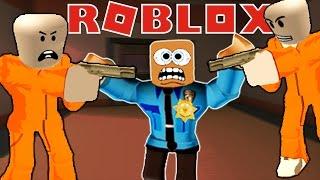 THE WORST COP EVER IN ROBLOX (Jailbreak Beta)