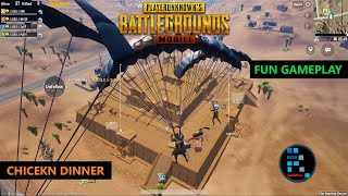 PUBG MOBILE | EXPLORING NEW PYRAMID MODE IN MIRAMAR FUN GAMEPLAY
