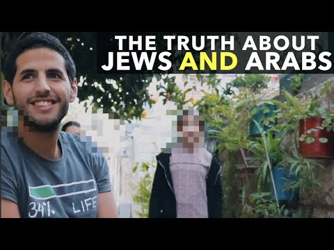 The Truth About Jews And Arabs