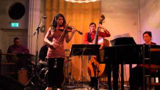 Tomasa Quartet - Petit Poulet (Live at De Observant, 03-04-2013)