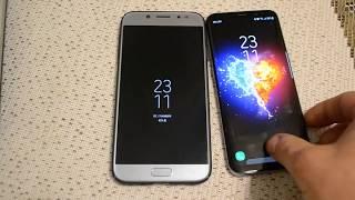 Косяк ALWAYS ON DISPLAY в Samsung Galaxy J7 (2017)