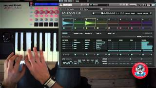 Native Instruments Polyplex In Action