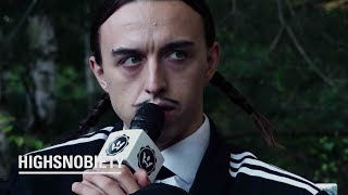"Estonian Rapper Tommy Cash Gets ""Very Serious"" With Highsnobiety at Melt Festival"