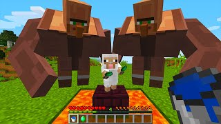CURSED MINECRAFT BUT IT'S ЏNLUCKY LUCKY FUNNY MOMENTS PART 6