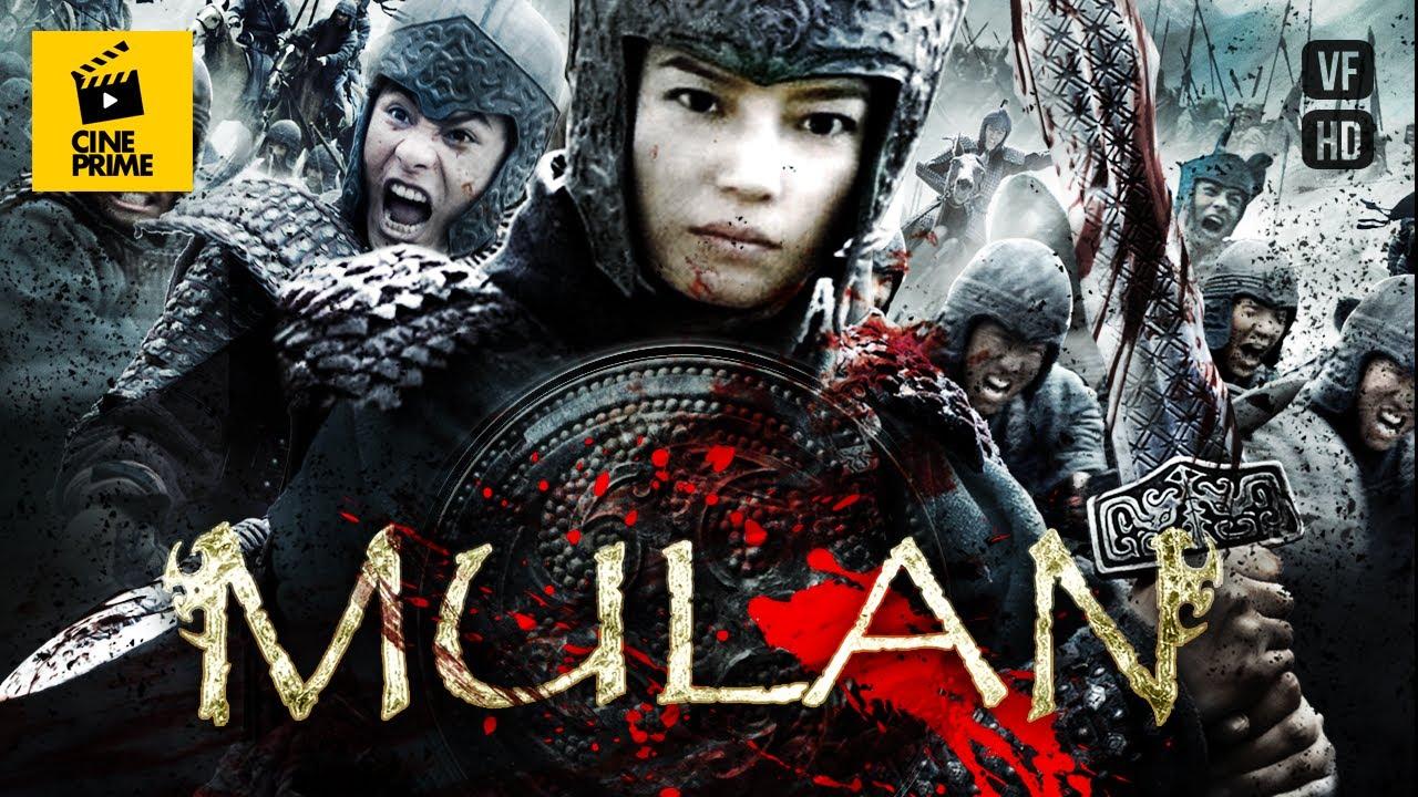 Mulan, la guerrière légendaire - Film en français Maxresdefault