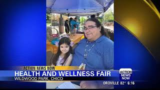 Mechoopda tribe held Health and Wellness Fair