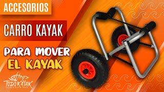 Vídeo: Carro Kayak YK-02015