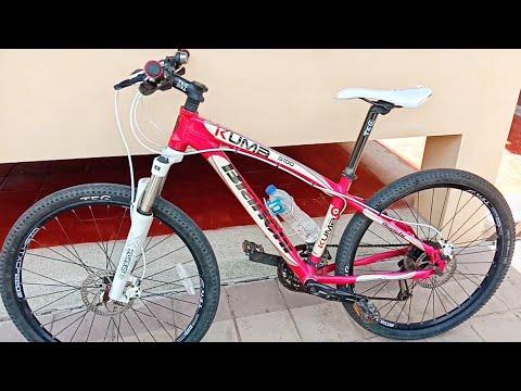 Bianchi KUMA Disk Break เสือภูเขาสีหวาน จักรยานสายลุย สายปั่น ปั่นจักรยานในสวน ทุเรียนลูกโต‼️