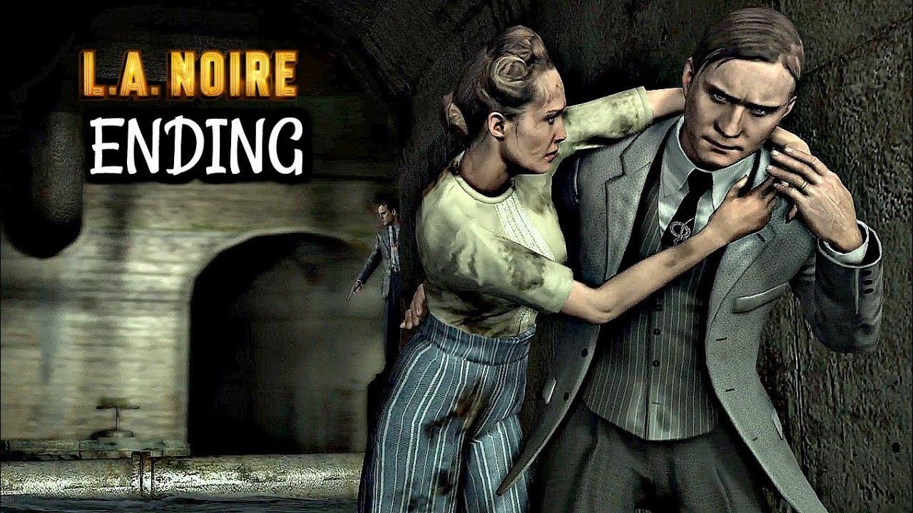 Reviews for LA Noire Ending Rewrite | FanFiction