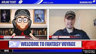 Fantasy Voyage: Week 13