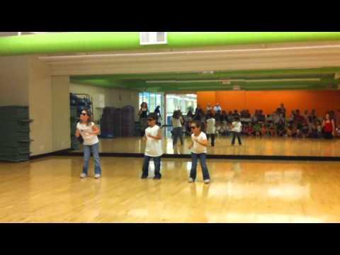 Aarons Party (Come Get It) Dance