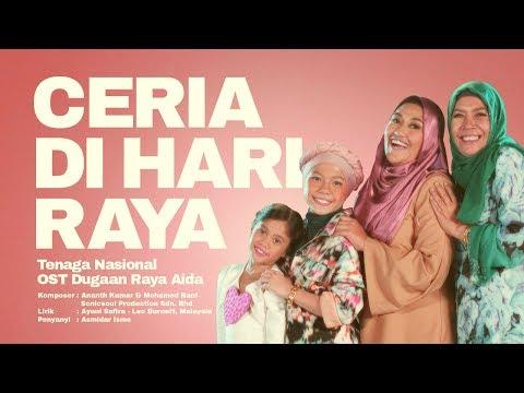 Lagu Raya TNB 2017 - Ceria Di Hari Raya - OST #DugaanRaya Aida