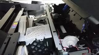Epson L4150 nцёo puxa papel nцёo traciona a folha part 1