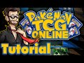 Pokemon TCG Online - Brief Tutorial How To Play TCG!