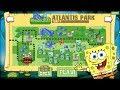 SpongeBob Atlantis SquareOff: Map 4 - Atlantis Park