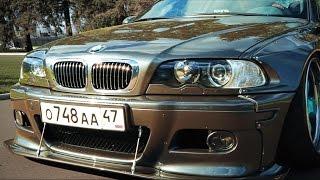 видео: BMW M3 e46 в идеальном состоянии.