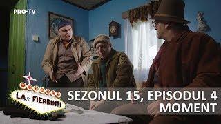 Las Fierbinti - SEZ. 15, EP. 4 - Varvara, Nela și Sanda pregătesc un jaf