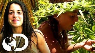 Mujeres Al Rescate De Sus Compañeros | Supervivencia Al Desnudo | Discovery Latinoamérica