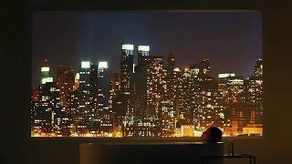 나만의 프리미엄 영화관, UO 스마트빔 레이저 프로젝터