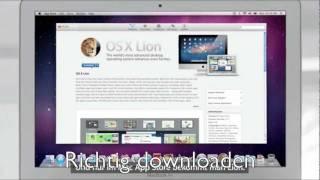 MAC OS X Lion installieren/downloaden (German)