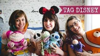 Tag Disney ft. Luly Trigo e Lully de Verdade | Melina Souza