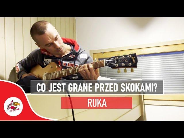 Koncert GITAROWY Piotrka Żyły | Jak wygląda życie w Ruce? | PŚ w skokach narciarskich