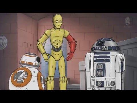 «Звёздные войны. Эпизод VII: Пробуждение Силы». Обзор «Красного Циника»