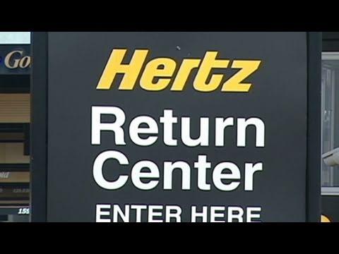 Hertz bids $2B for Dollar Thrifty
