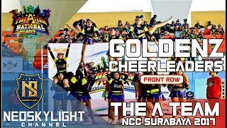 1St Place Goldenz Cheers I @The A Team National CC 2017 I [@Neoskylight]