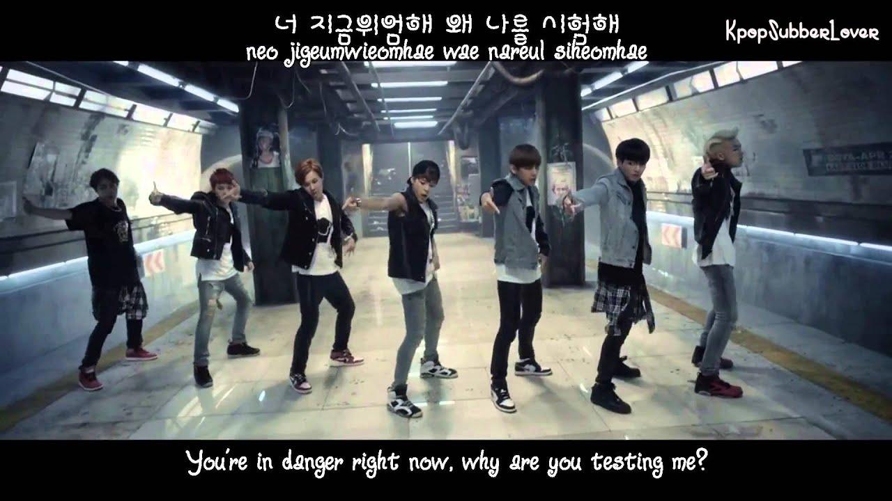 Danger Bts