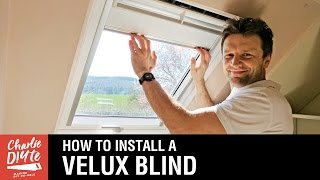 Download lagu How to Fit a Velux Blind
