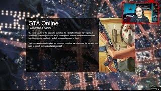 NoThx, Nikigames & PICPUKK playing GTA V Online