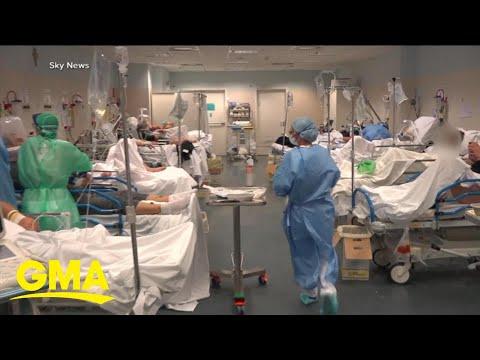 Coronavirus deaths in