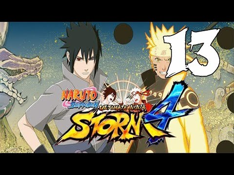 Naruto Ultimate Ninja Storm 4 - Walkthrough Part 13: Madara's Pulse
