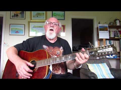 12-string Guitar: Que Sera Sera (Including lyrics and chords)