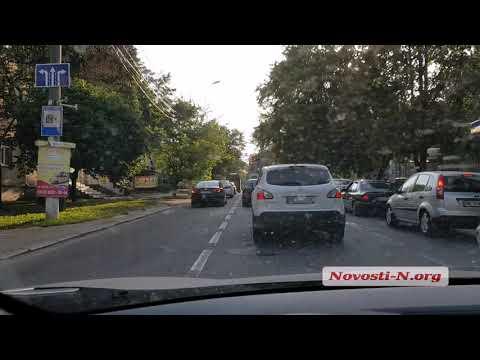 Новости-N: Видео Новости-N: как в Николаеве ездят маршрутчики