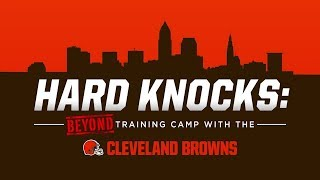 Hard Knocks: Beyond Training Camp with the Cleveland Browns | RIGGLE'S PICK | FOX NFL SUNDAY