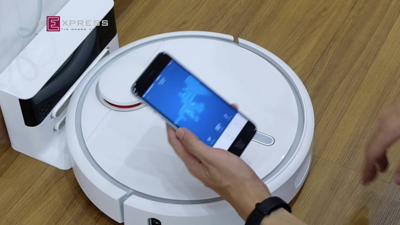 Review Xiaomi Robot Vacuum, Voice pack & UI English!!!