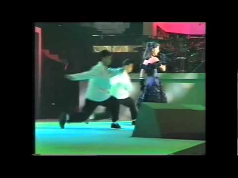 ABU Golden Kite WSF 1990: Korea - Min Hae-Kyung - Beloved face