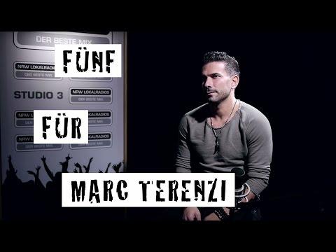 Fünf für Marc Terenzi - das Interview ohne Fragen