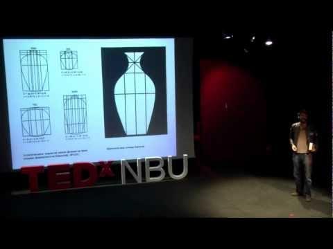 TEDxNBU - Jordan Eftimov - About words, beauty, books and masterpieces
