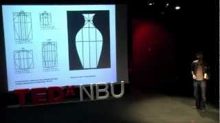 TEDxNBU - Jordan Eftimov - About words, beauty, books and masterpieces