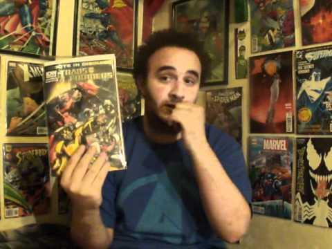 Transformers Comic Book Review